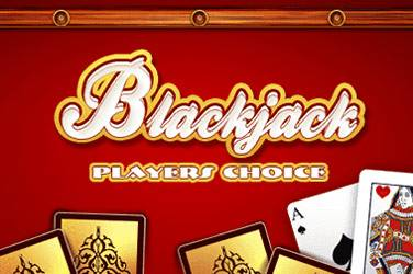 Blackjack players choice van 1x2