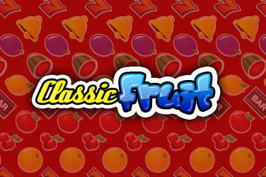 Classic fruit slot game