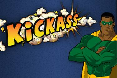 Play Kick Ass By 1X2 For Free