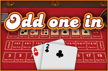 Play Odd One In By 1X2 For Free