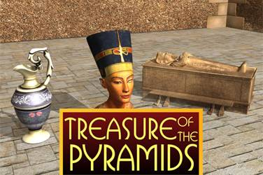 Treasure of the pyramids slot game