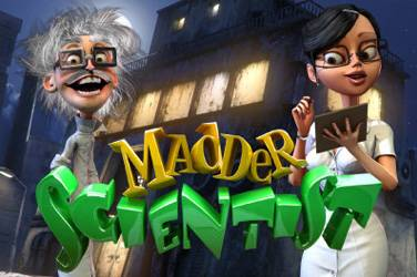 Madder Scientist Mobile - Betsoft Mobile