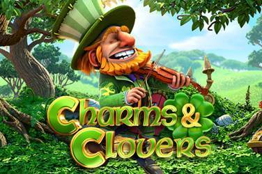 Charms & clovers slot game by Betsoft