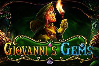 Giovanni's Gems slot game- Betsoft Slots