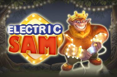 Electric Sam slot game -Elk Studios slots