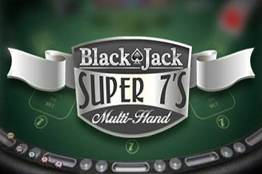Blackjack Super 7's