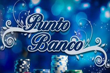Play Punto Banco By Isoftbet For Free