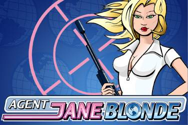 Play Agent Jane Blonde By Microgaming For Free