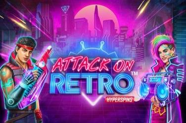 Attack on retro
