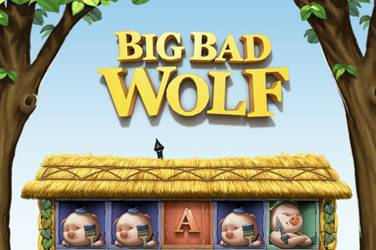 Big bad wolf gokkast