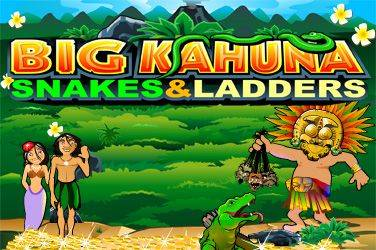 Big Kahuna Snakes and Ladders – Microgaming