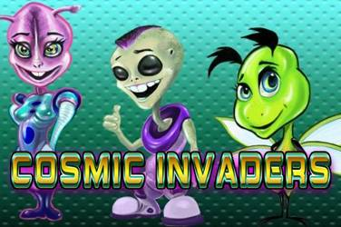 Play Cosmic Invaders By Microgaming For Free