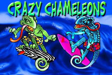 Play Crazy Chameleons By Microgaming For Free