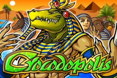 Play Crocodopolis By Microgaming For Free