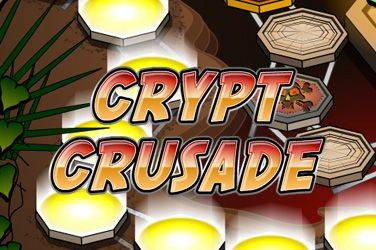 Play Crypt Crusade By Microgaming For Free