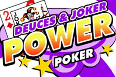 deuces and joker power poker casino