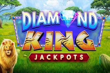 Diamond King Jackpots - Microgaming