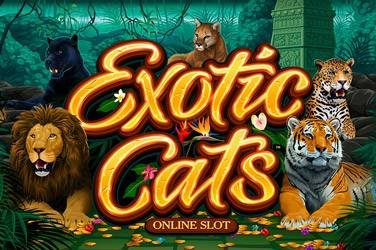 Play Exotic Cats By Microgaming For Free