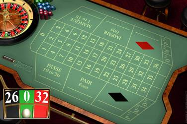 French Roulette – Microgaming