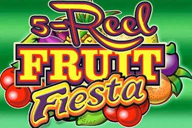 Fruit Fiesta 5 reel – Microgaming