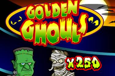 Golden Ghouls Scratch Cards
