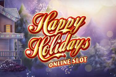 Happy Holidays - Microgaming