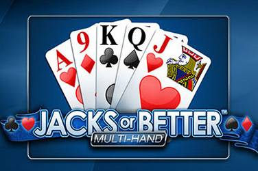 Poker Jacks or Better 3