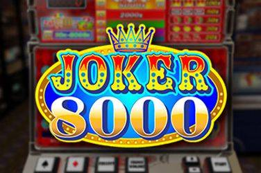 Play Joker 8000 By Microgaming For Free