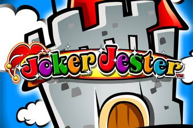 Joker jester slot machine