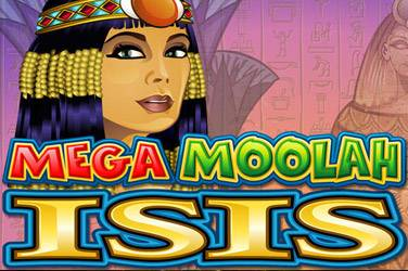 Play Mega Moolah Isis By Microgaming For Free