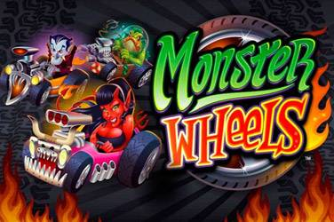 Monster wheels Slot