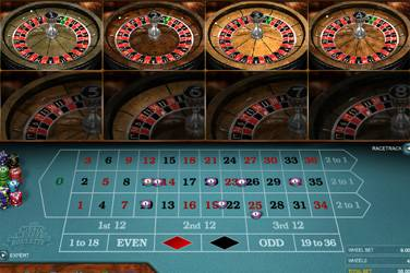 Multi Wheel Roulette Gold – Microgaming