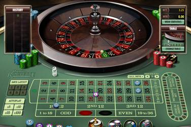 Premier Roulette - Microgaming