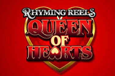 Play Rhyming Reels Queen Of Hearts By Microgaming For Free