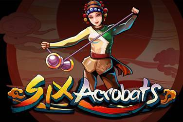 Play Six Acrobats By Microgaming For Free