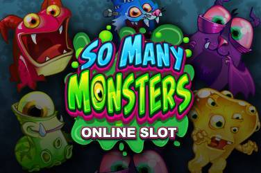 Play So Many Monsters By Microgaming For Free