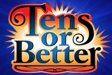 Poker Tens or Better