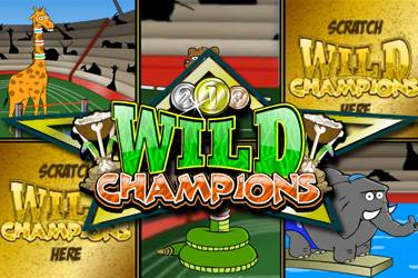 Wild Champions Scratch Cards