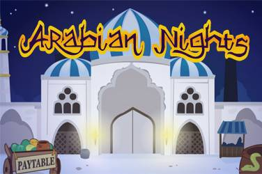 Arabian nights gokkast