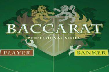 Play Baccarat By Netent For Free