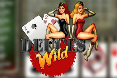 Deuces Wild 1 hand Poker