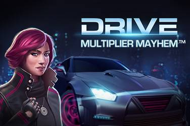 Tragamonedas Drive Multiplier Mayhem