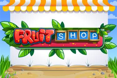 Tragamonedas Fruit Shop