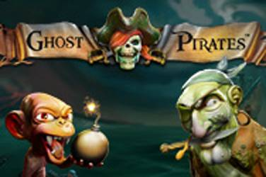 Tragamonedas Ghost pirates