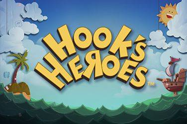 Hook's heroes slot game by NetEnt