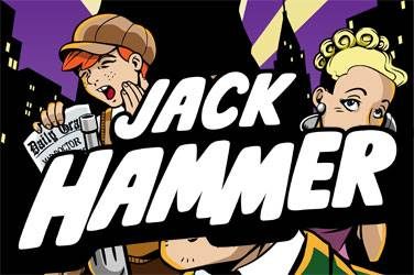 Play Jack Hammer By Netent For Free