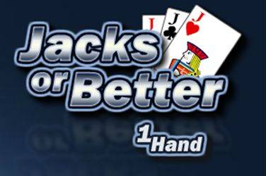 Jacks Or Better 1 Hand - Netent
