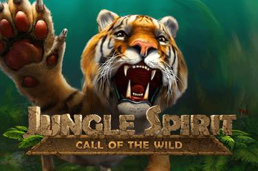 Tragamonedas Jungle Spirit: Call of the Wild
