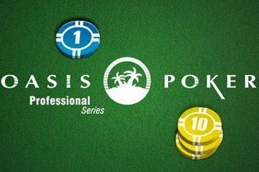 Oasis poker | Netent