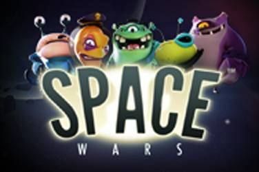 Tragamonedas Space Wars